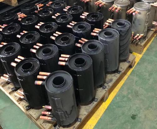 热泵壳管式换热器