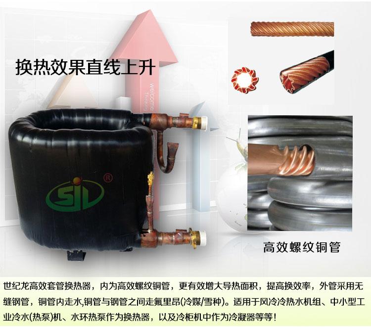 套管换热器材料分析
